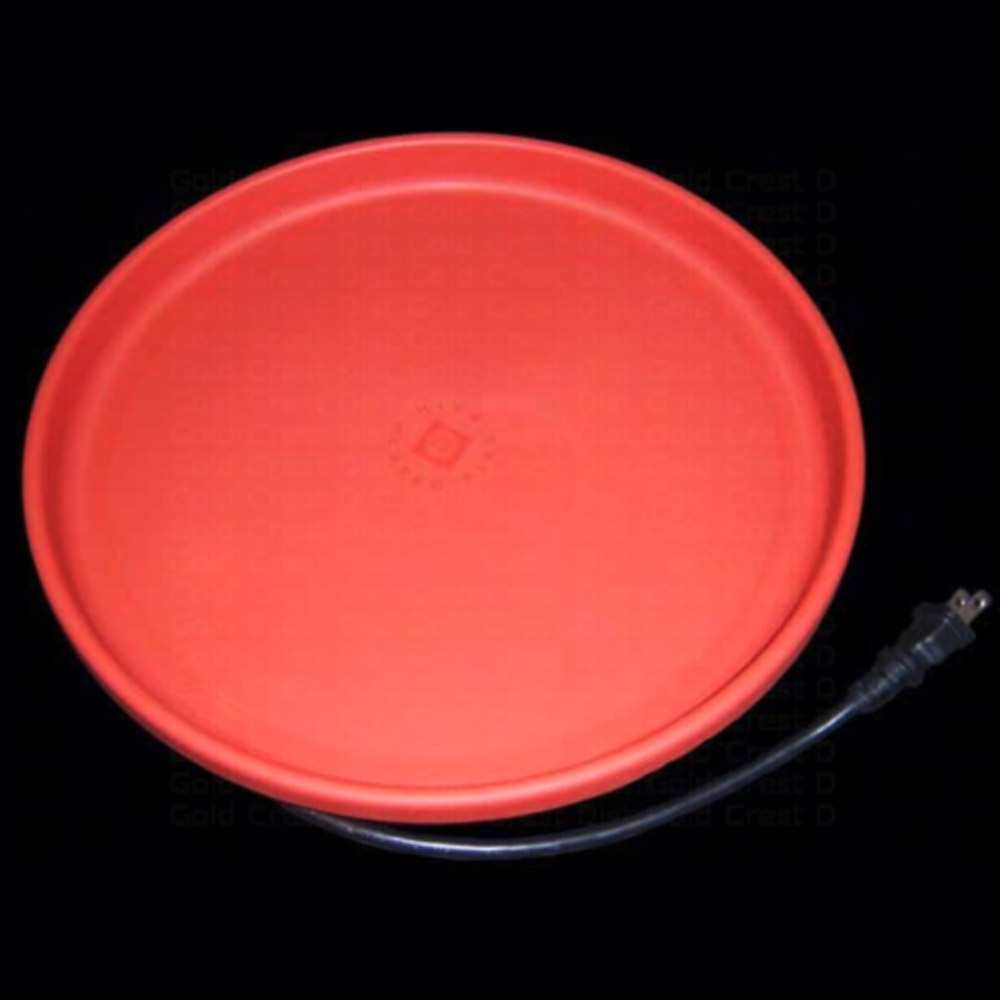 Clay Colored Heated Bird Bath (Bowl Only)