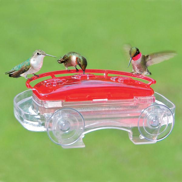 Aspects Jewel Box Hummingbird Feeder