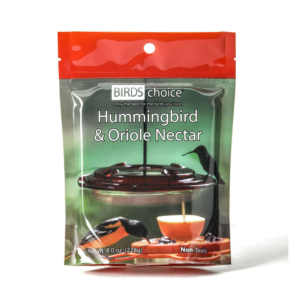 Nectar 3 Pack 8oz mix for Orioles & Hummingbirds