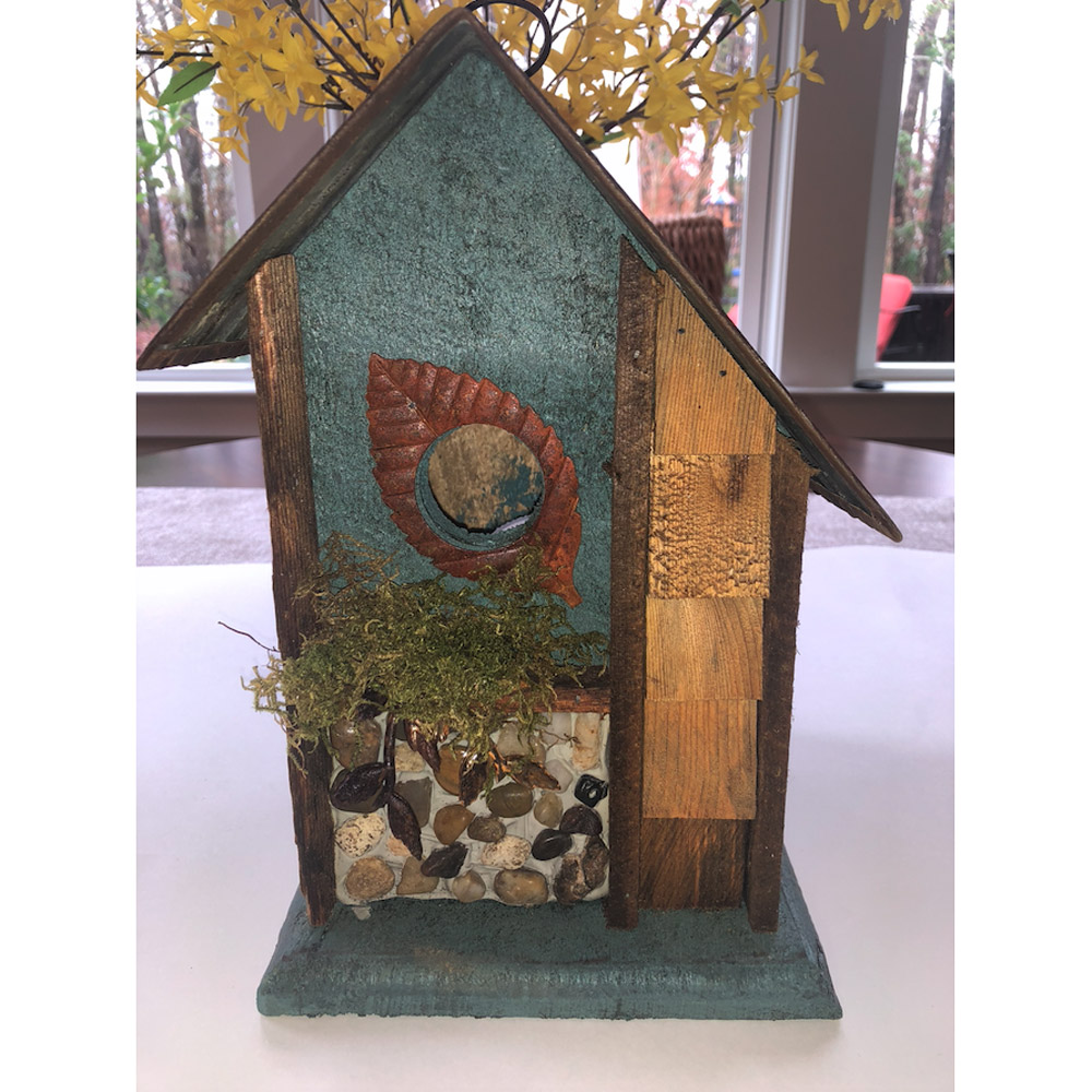 Beautiful Custom Made Birdhouse